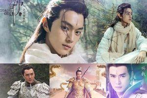 Ngoài Dương Tiễn- Hứa Khải, cùng điểm danh thêm những vị Nhị Lang Thần dũng mãnh được nhiều khán giả yêu thích