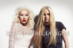 Christina Aguilera - Avril Lavigne: Đôi bạn… 'cùng lùi' của Hollywood đây rồi!