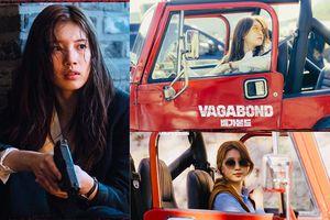 Những hình ảnh vô cùng xinh đẹp đầu tiên của Suzy trong phim 'Vagabond' đóng cùng Lee Seung Gi