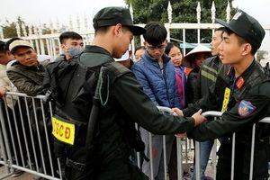 500 Cảnh sát cơ động tham gia bảo vệ trận chung kết AFF Cup 2018