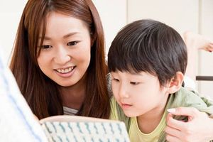 Chiêu 'độc' giúp con tìm thấy niềm vui đọc sách