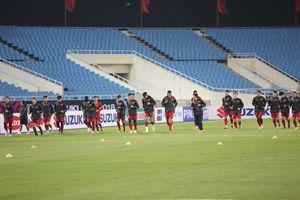 Văn Toàn, Quế Ngọc Hải trở lại sân sẵn sàng cho trận chung kết AFF Cup