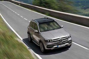 Xe SUV Mercedes-Benz GLE 2020 'chốt giá' 1,25 tỷ