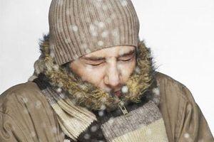 Điều gì xảy ra khi cơ thể 'đóng băng'?