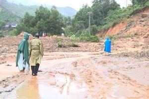 Quảng Ngãi: Mưa lũ gây thiệt hại khoảng 50 tỉ đồng