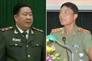 2 cựu Thứ trưởng Bộ Công an Bùi Văn Thành và Trần Việt Tân bị khởi tố