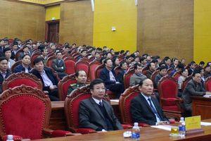 Tỉnh ủy Quảng Bình học tập, quán triệt Nghị quyết Trung ương 8 (khóa XII)
