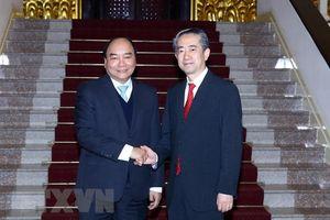 Thủ tướng Nguyễn Xuân Phúc tiếp Đại sứ Trung Quốc, Đan Mạch