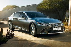 Khám phá ý nghĩa của tên gọi từng mẫu xe thương hiệu Lexus