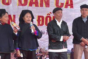Lạng Sơn: Thí điểm 4 mô hình giao lưu dân ca chợ phiên