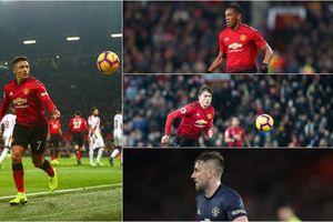 Danh sách 9 ngôi sao MU nhiều khả năng vắng mặt trận gặp Liverpool