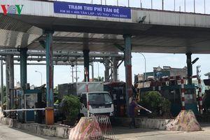 Chuẩn bị 'khai tử' trạm BOT cầu Tân Đệ trên Quốc lộ 10