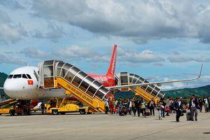 Hành khách qua cảng hàng không ước đạt 106 triệu lượt trong năm 2018