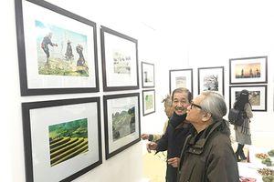 'Những bức ảnh đi cùng năm tháng' tôn vinh những nghệ sỹ lão thành