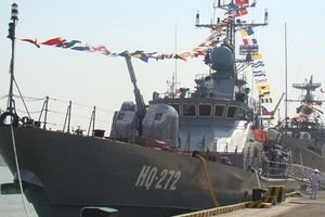 Ukraine gấp rút chế tạo tàu tên lửa dựa trên thiết kế tương tự TT-400TP Việt Nam?
