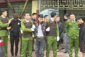 Phá tụ điểm ma túy phức tạp giữa thành phố Hưng Yên