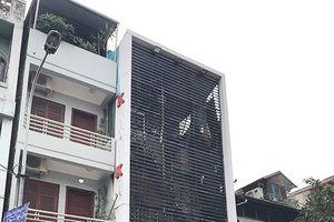 Căn nhà phát hỏa giữa đêm khuya trên phố Nguyễn Khuyến