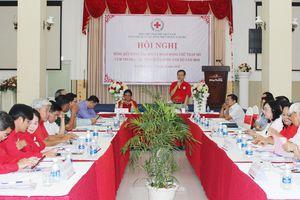 Hội Chữ thập đỏ Cụm thi đua số 6: Tổng kết công tác năm 2018
