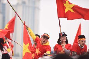 Sân Mỹ Đình chờ đón tuyển Việt Nam đá chung kết lượt về AFF Cup