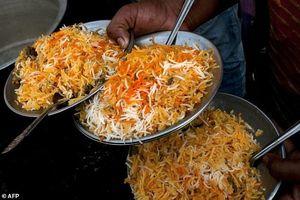 11 người chết vì ngộ độc cơm ở Ấn Độ