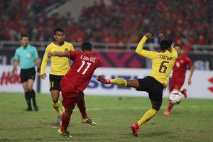 'Đội tuyển Việt Nam đã khiến Malaysia bế tắc trong cả trận đấu'