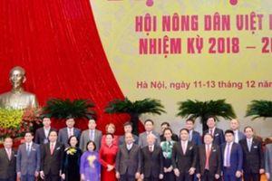 Đại hội lần thứ VII Hội Nông dân Việt Nam 'Dân chủ - Đoàn kết - Đổi mới - Hội nhập - Phát triển'