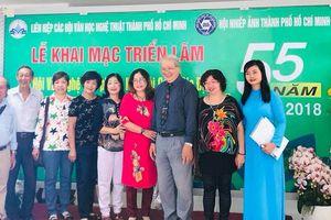 Kỷ niệm 55 năm thành lập Liên hiệp Các hội văn học nghệ thuật TPHCM