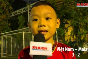 'Tự hào tiến lên, Việt Nam ơi…!'
