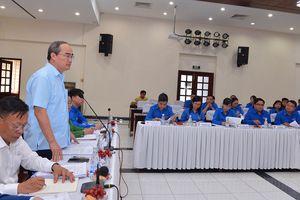 Đề nghị xếp dự án Cung Văn hóa Thiếu nhi tại Thủ Thiêm vào công trình trọng điểm