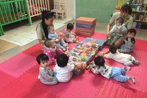 Đà Nẵng phấn đấu huy động 20 – 25% trẻ từ 6 – 18 tháng tuổi ra lớp tại các trường mầm non
