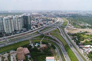 Bất động sản quận 2 'lên ngôi' nhờ hạ tầng