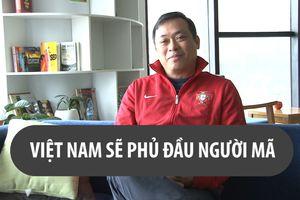 BLV Quang Tùng: 'Việt Nam sẽ phủ đầu Malaysia'