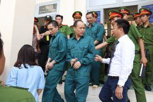 Vụ án buôn lậu xăng dầu: Thuyền trưởng Philippines xin lỗi và mong tòa cho hồi hương