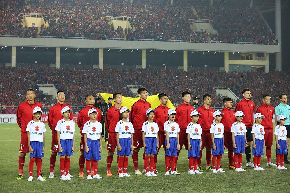 Chi tiết 11 cầu thủ tuyển Việt Nam ở trận chung kết gặp Malaysia