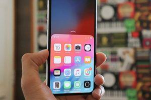 Cách sử dụng iPhone Xs Max bằng một tay