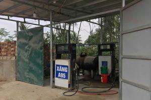 Hoằng Thanh – Hoằng Hóa: Chính quyền làm ngơ để 2 cây xăng không phép hoạt động?