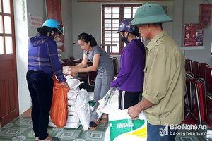 Nghệ An: Hơn 211 nghìn người nghèo vùng khó khăn được hỗ trợ đời sống