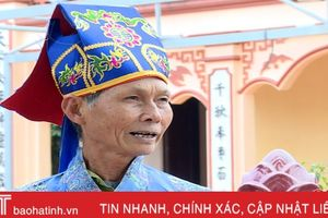 Danh nhân Nguyễn Công Trứ sống mãi trong lòng dân