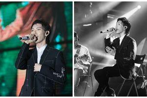 Erik vừa ra mắt MV mới, vừa tổ chức showcase quảng bá ca khúc có tên nhạy cảm 'DCM'