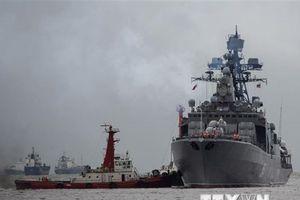 Nga chuẩn bị tham gia tập trận hải quân với các nước châu Á