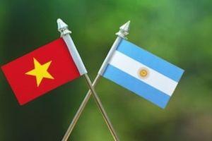 Argentina muốn mở rộng mối quan hệ với Việt Nam trên mọi lĩnh vực
