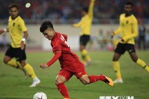 Quang Hải trở thành Cầu thủ xuất sắc nhất AFF Suzuki Cup 2018