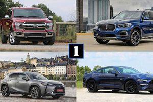 10 động cơ ôtô xuất sắc nhất cho năm 2019