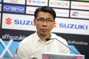 HLV Malaysia nói điều bất ngờ sau khi Việt Nam vô địch AFF Cup 2018