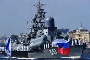Nga sẽ tham gia tập trận hải quân với Hàn Quốc và Singapore