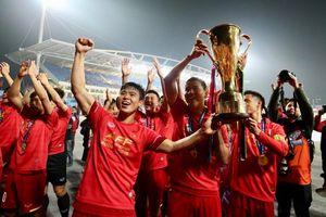 Việt Nam vô địch AFF Cup 2018: Nhà vua tuyệt đối