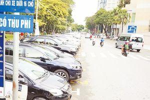Tránh thất thoát phí đậu xe
