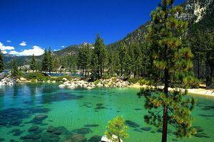 Khám phá vẻ đẹp huyền diệu của hồ Tahoe ở Mỹ