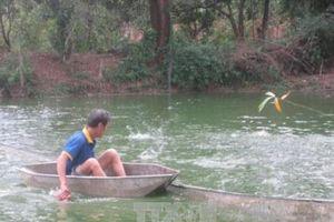 Người nuôi thủy sản bị ảnh hưởng vì dự án Cảng Sài Gòn – Thép Việt