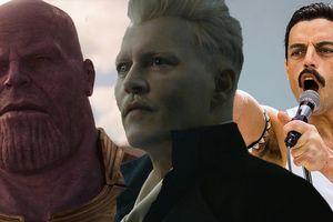 Nhìn lại những dấu ấn điện ảnh Hollywood trong năm 2018 chỉ với một đoạn trailer gần 7 phút